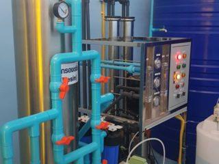 กระบวนการผลิตน้ำดื่ม