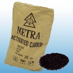 สารกรองคาร์บอน METRA