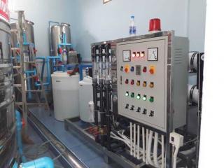 เครื่องกรองน้ำroอุตสาหกรรม
