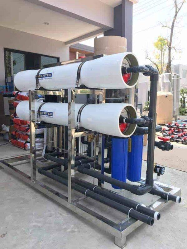 เครื่องกรองน้ำ ROอุตสาหกรรม