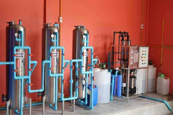 โรงงานผลิตน้ำดื่ม ลงทุนเท่าไหร่