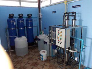 ติดตั้งโรงงานน้ำดื่มขนาดเล็ก