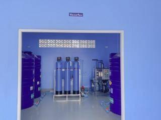 รับสร้างโรงงานผลิตน้ำดื่ม