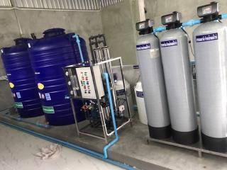 ติดตั้งโรงงานผลิตน้ำดื่ม